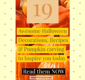 Awesome Halloween Decorations, Recipes & Pumpkin carving to Inspire you today
