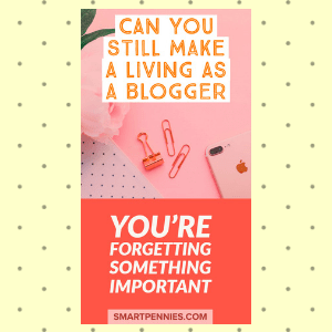 How to fix your blog when it isn't making money. Yes you can make money blogging - find out how you can quit your 9-5 job and make a living as a blogger